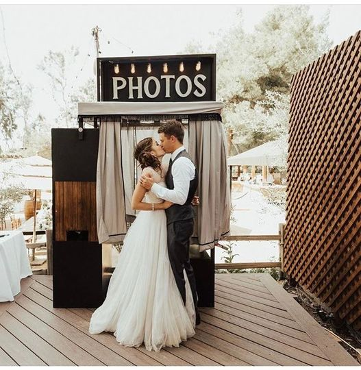 Utahs Wedding Photobooth