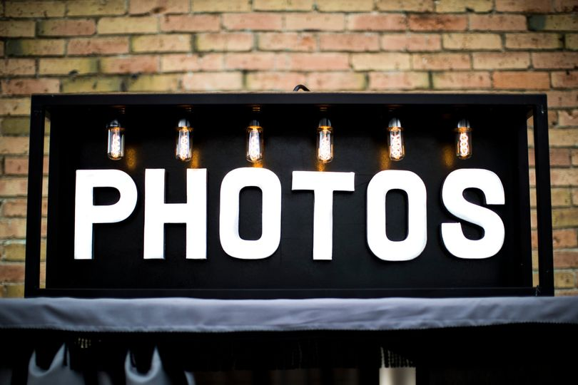 Vintage photo booths