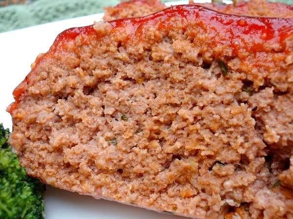 Meatloaf - Comfort food classic