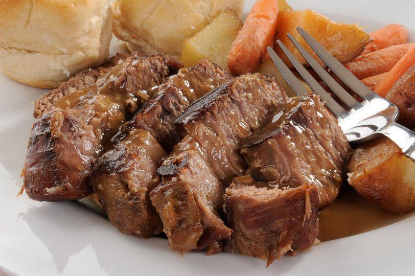 Tender Roast Beef