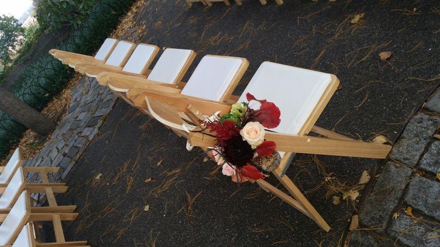 Table chair decor