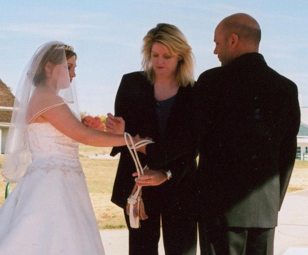 Tmx 1280723664280 AngilaBrianHandFastTying Denver, Colorado wedding officiant