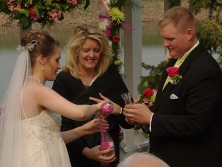 Tmx 1421740566587 Makennadanielmegansand06sites Denver, Colorado wedding officiant