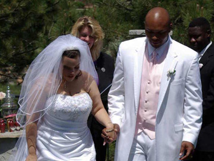 Tmx 1421740657073 Makennaveronicaandreabroom04sites Denver, Colorado wedding officiant