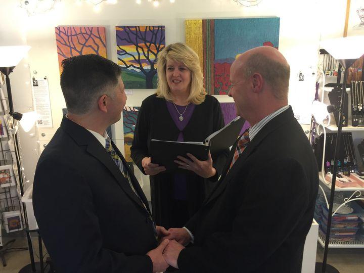 Tmx 1490658684891 Img7313 Denver, Colorado wedding officiant