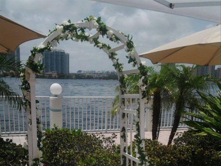 Tmx 1371664494316 Round Arch Palm Bay, FL wedding rental