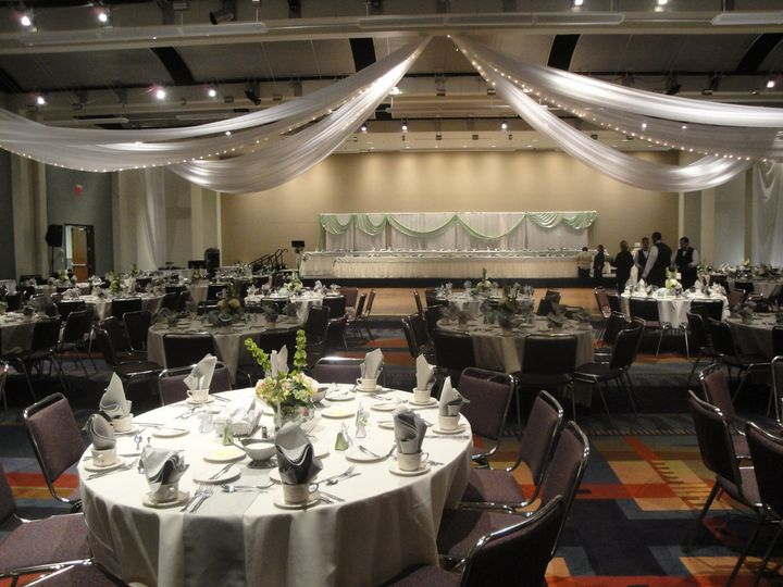 Dcu Center Convention Center Venue Worcester Ma Weddingwire