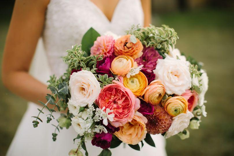 Red Poppy Floral Design
