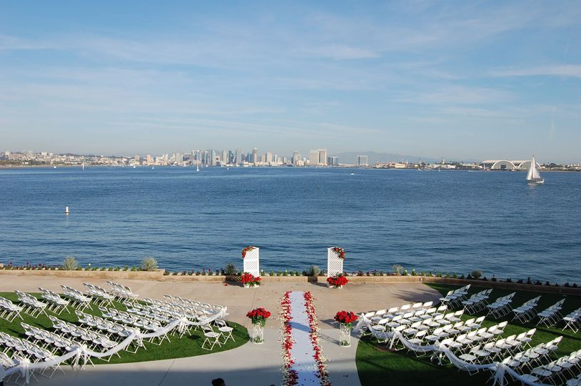 View of Ceremony