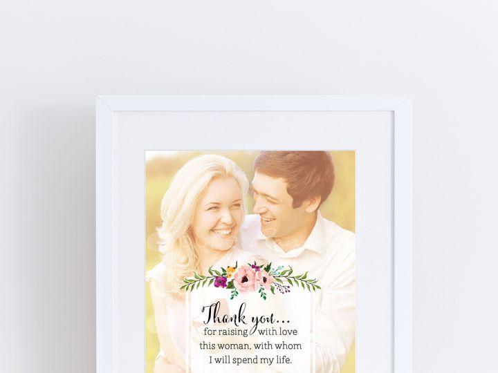 Tmx 1459812391735 W Q08 Parents Of The Bride Classicprint Trumbull, CT wedding favor