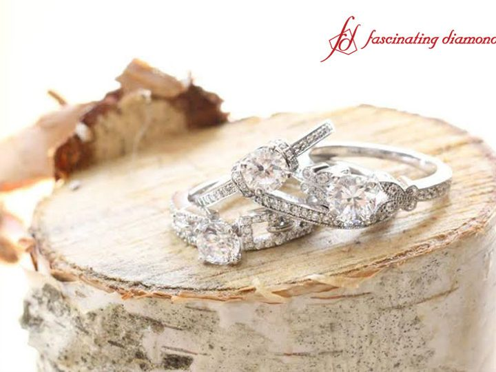 Tmx 1499430476679 Sidestonering New York wedding jewelry