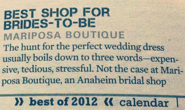 Tmx 1381458689084 Best Of 2012 Anaheim, California wedding dress
