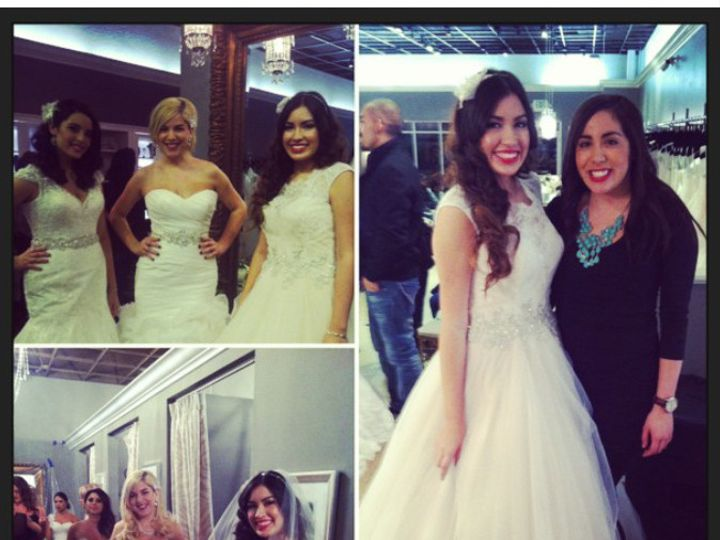 Tmx 1381458838588 Steph And Jasmine Anaheim, California wedding dress