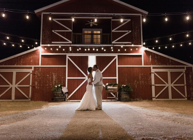 The Red Barn at Bushnell