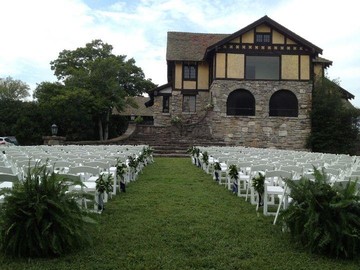 Manor House Stone Steps