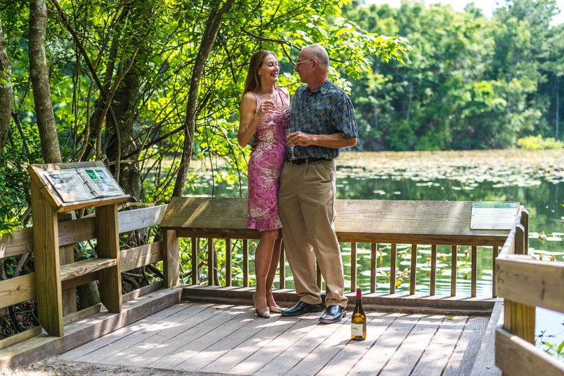 The Jacksonville Arboretum Gardens Reviews Ratings Wedding Ceremony Reception Venue