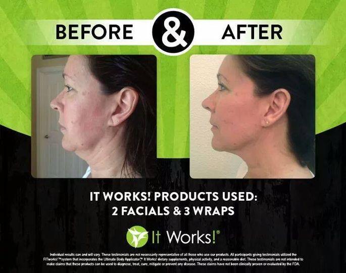face wraps
