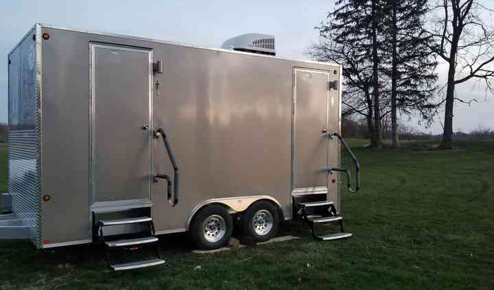 The Loo Mobile Restroom Trailers