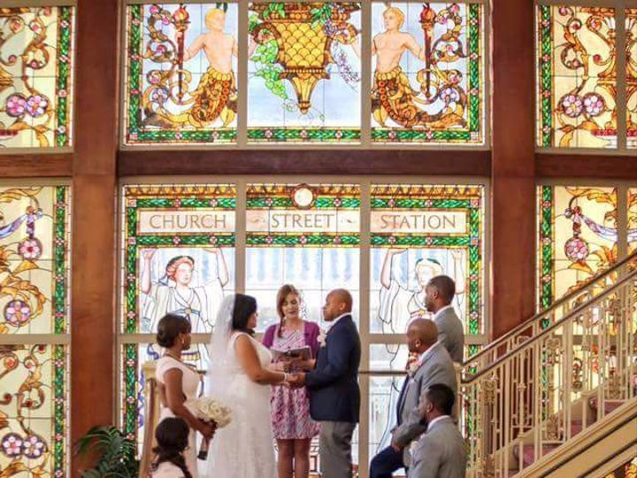 Tmx Ceremonies By Catherine Pick Ballroom At Church Street Moriah Maddux 51 754322 158195647281425 Orange City, FL wedding officiant