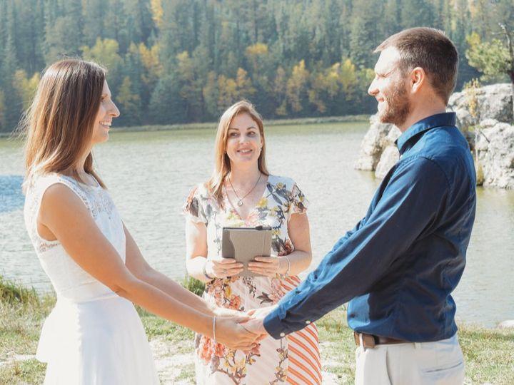 Tmx Ceremonies By Catherine Pick Sylvan Lake South Dakota Samantha Colvin 51 754322 158195650812146 Orange City, FL wedding officiant