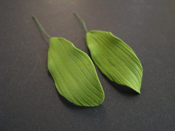 Alstroemeria Leaves