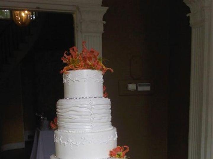 Tmx 1302184072904 WeimertPilchWeddingCake North Charleston, South Carolina wedding cake
