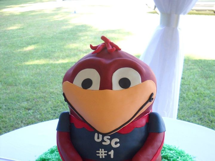 Tmx 1344567474822 110910CBK001 North Charleston, South Carolina wedding cake