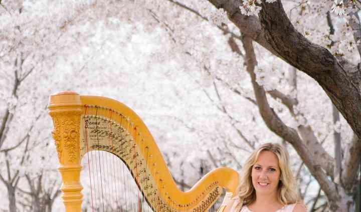 Monica Smith - Harpist