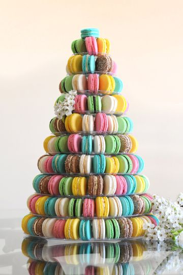 macaron stand high res