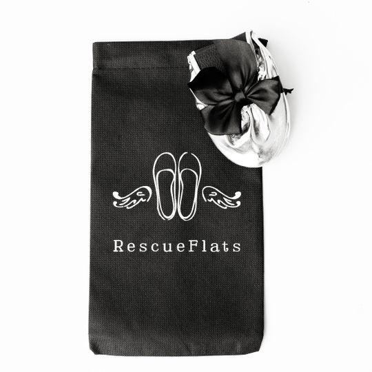 Rescue Flats Heel Bag