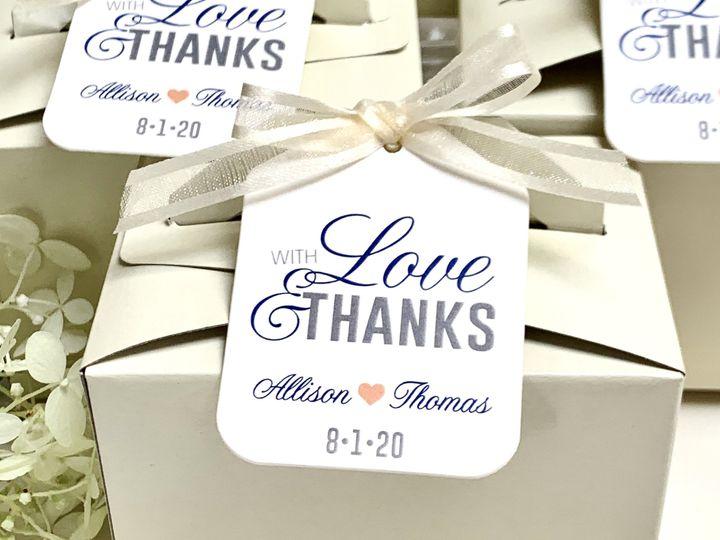 Tmx Love And Thanks Wedding Favors 51 969322 159657238461199 Long Beach, New York wedding favor