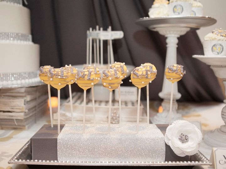 Tmx 1361063855833 CakePops Fairfield wedding cake