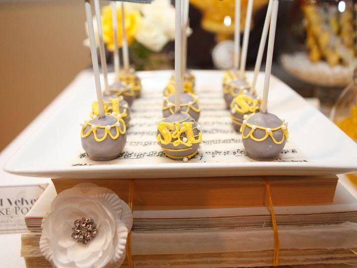 Tmx 1361063868619 CloseUpCakePops Fairfield wedding cake