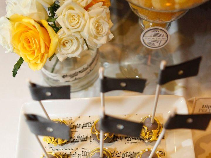 Tmx 1361063911704 SheetMusicLiner Fairfield wedding cake