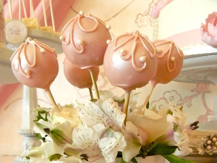 Tmx 1361064285660 CakePopbouquet Fairfield wedding cake