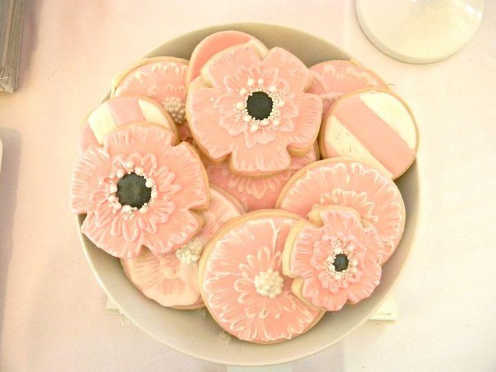 Tmx 1361064289695 CookiesOverhead Fairfield wedding cake