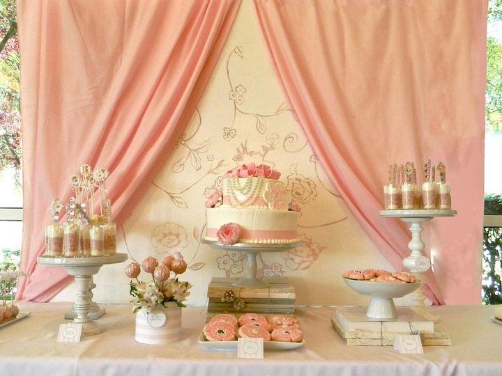 Tmx 1361064291522 MainTable Fairfield wedding cake