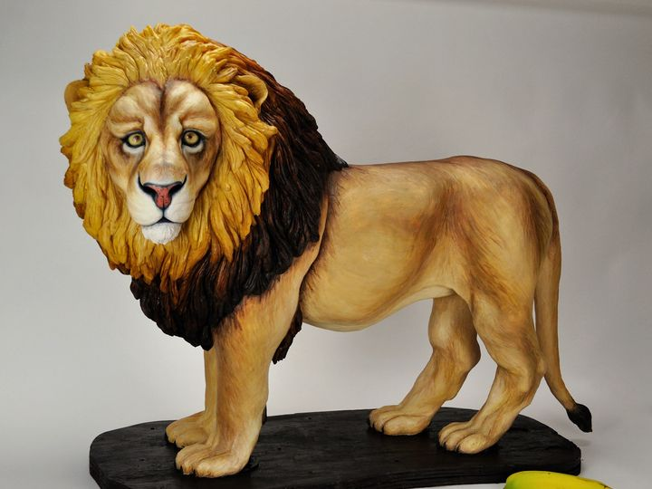 Tmx 1501518646113 Copy Of Lionfinal Teaneck wedding cake