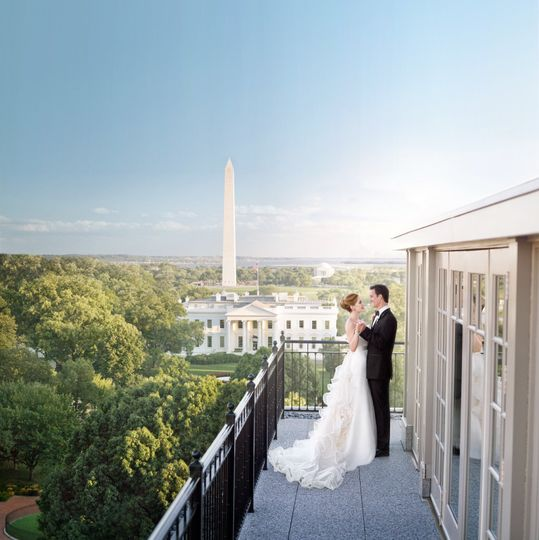 Hay Adams Hotel Wedding Reviews