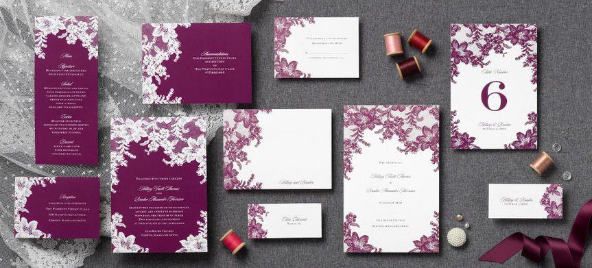 Invitations By Davids Bridal Invitations WeddingWire