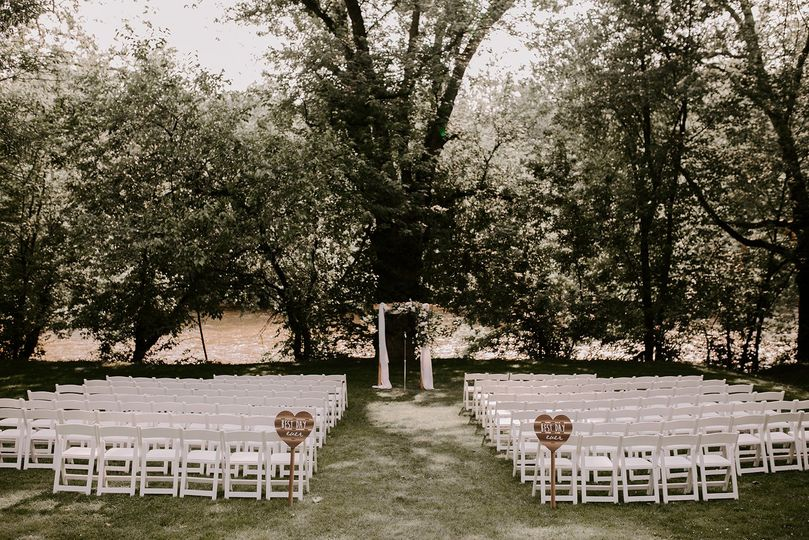 Ceremony at the Sycamore Tree