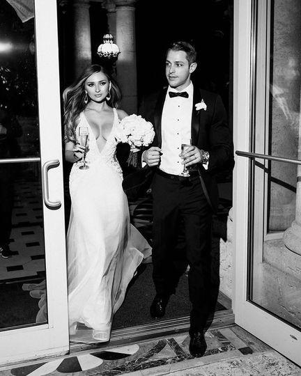 An Elegant Vizcaya Wedding