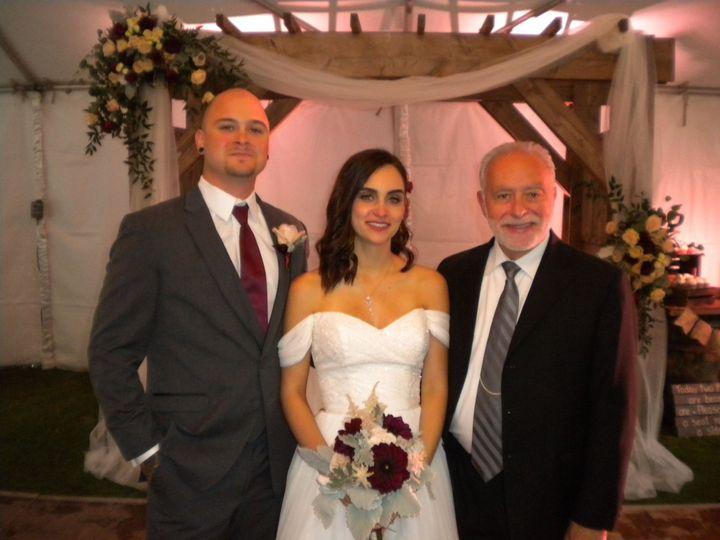 An elegant wedding