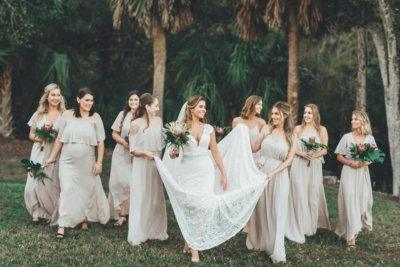 Low Country Bridesmaids
