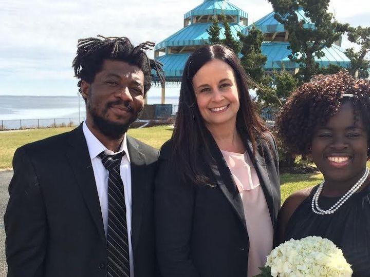Tmx 1459794446643 Abena And Eugene Belmar, NJ wedding officiant