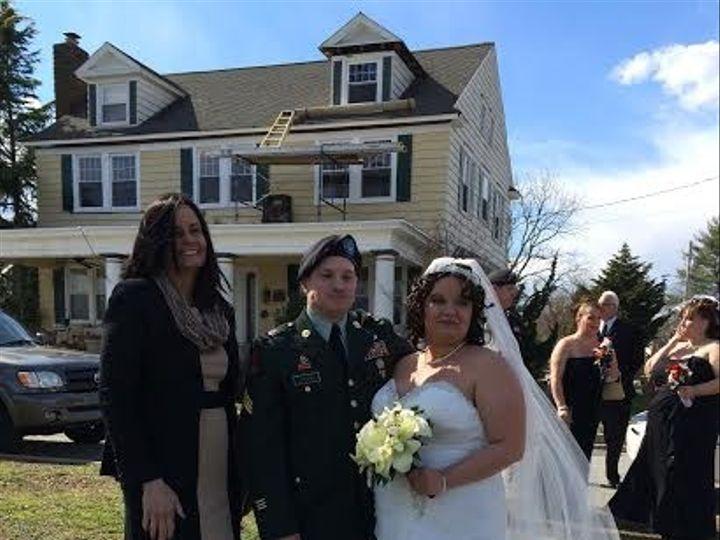 Tmx 1459794553879 Stefanie And Tony Belmar, NJ wedding officiant
