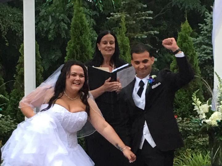 Tmx 1474324169583 Mindy And Chris Belmar, NJ wedding officiant