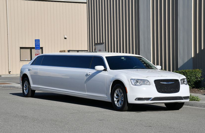 Chrysler limo