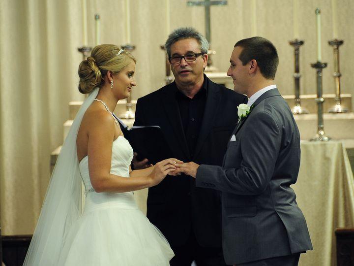 Tmx 1374975203190 Ashley And Drew 0307202013 Waukesha, Wisconsin wedding officiant
