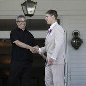 Tmx 1377923325655 Jenna And Ryan 0307132013 Waukesha, Wisconsin wedding officiant